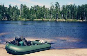 Как выбрать лодку для рыбалки и отдыха