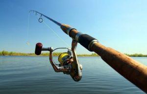 Ловля рыбы на спиннинг фото