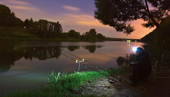 Лунный календарь рыбака на август 2016 года