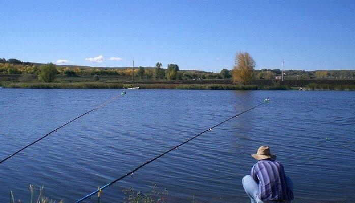 Рыбалка в Винницкой области на озерах