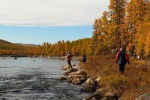 Календарь рыбака на 17-23 октября и погодные условия