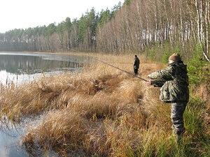 Календарь рыбака на 1-7 ноября и погодные условия