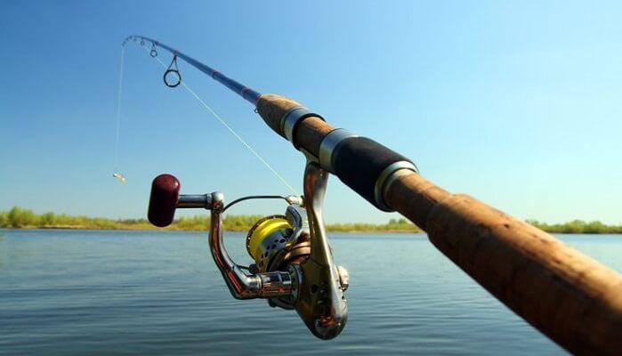 Спиннинговая ловля в Украине по сезонам