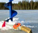 Ледобур для зимней рыбалки: компактный или большого диаметра