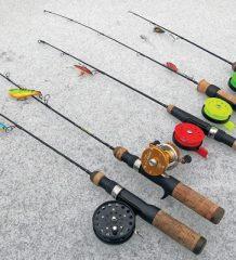 Выбор зимней удочки: советы опытных рыболовов