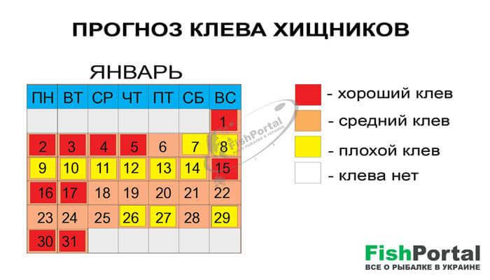 прогноз клева толстолобика в волгоградской области