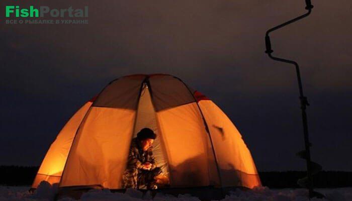 Обогреватель для зимней рыбалки: обзор популярных моделей