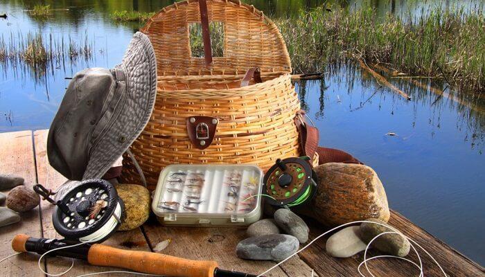 Особенности выбора рыболовной катушки