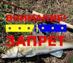 Нерестовый запрет на рыбалку в Винницкой обл. весной 2018 года
